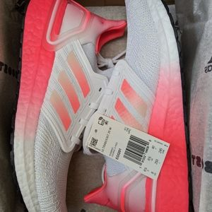 Adidas Ultraboost 20W Running Shoes Size 8